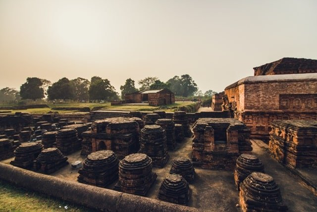 Nalanda University, Bihar Heritage Monuments Of India