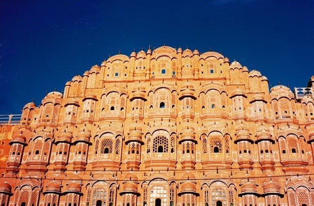 Hawa Mahal, Rajasthan Modern Monuments Of India