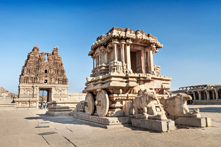 Tourist Places To Visit In Hampi Tourism