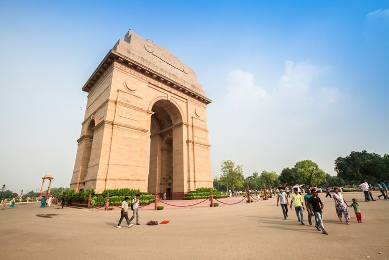 Complete Information About India Gate Delhi