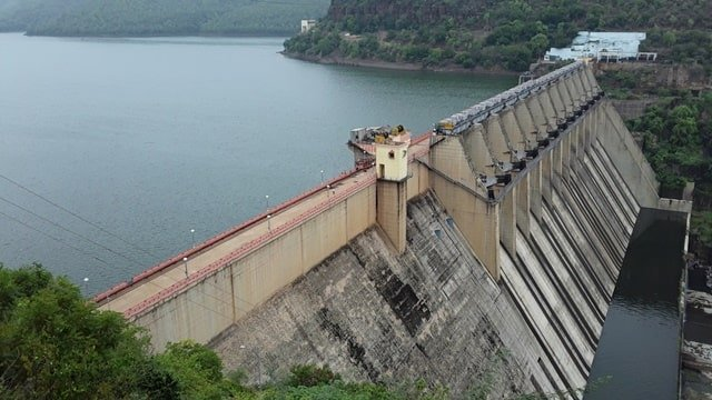 Best Places To Visit In Srisailam Trip Srisailam Dam