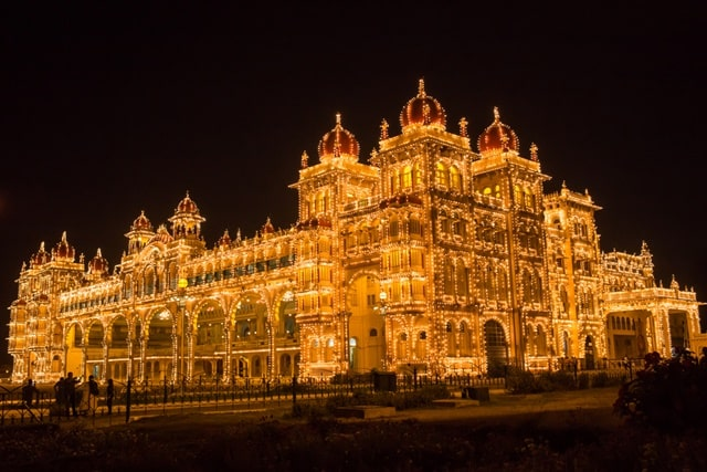 Best Time To Visit Mysore Palace