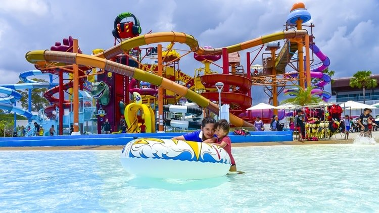 Best Water Parks In India image