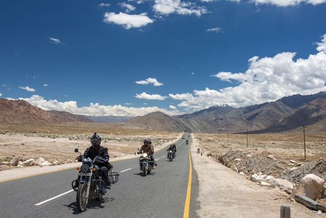 What Kind Of Transportation Arrangement Is There In Leh?