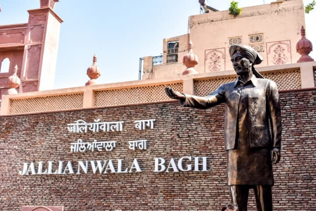 History Of Jallianwala Bagh