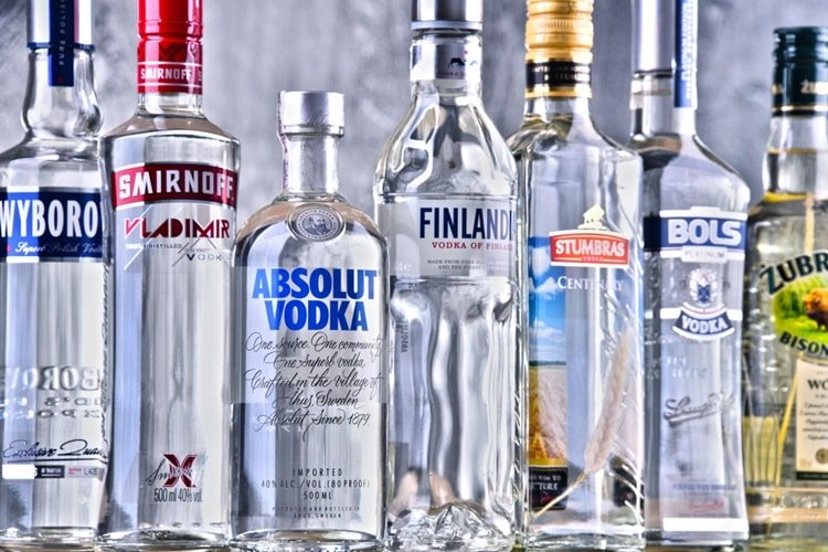 Best Vodka Brands to Sip In Your Next Party