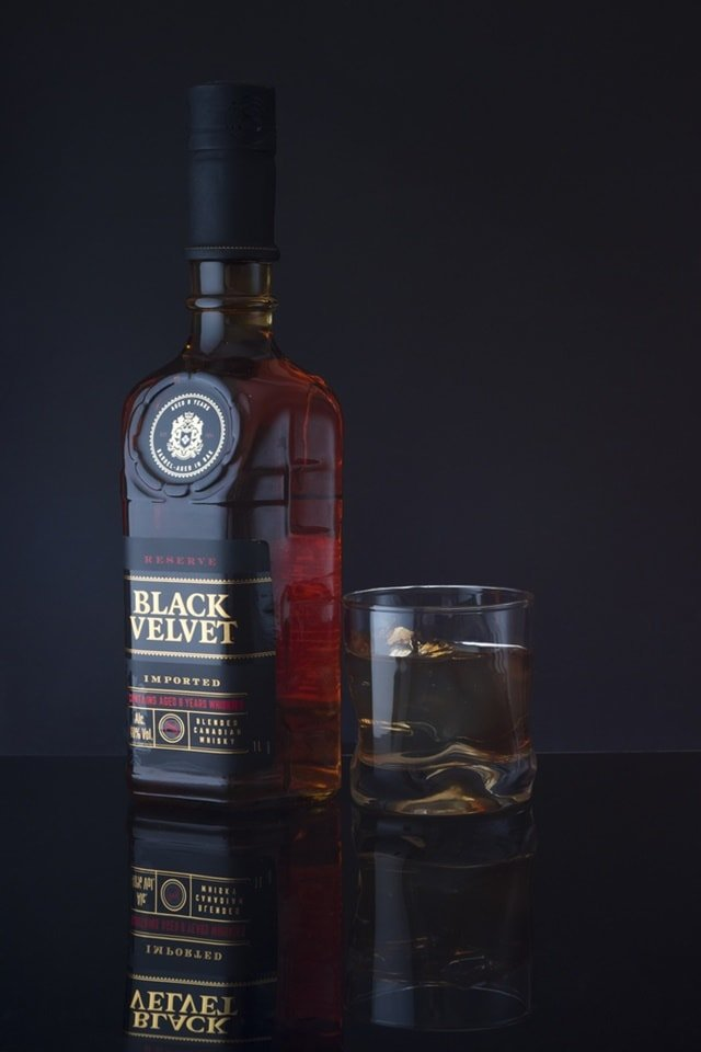 Black Velvet Canadian Whiske
