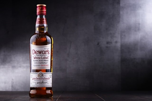Dewar's Scotch Whiskey