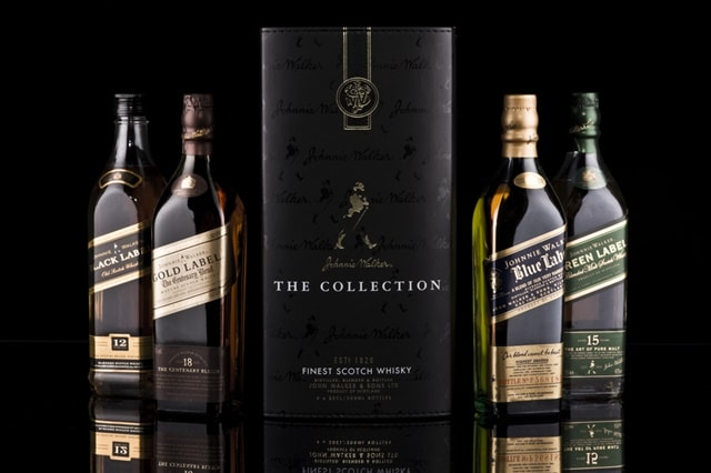 Johnnie Walker Scotch Whisky