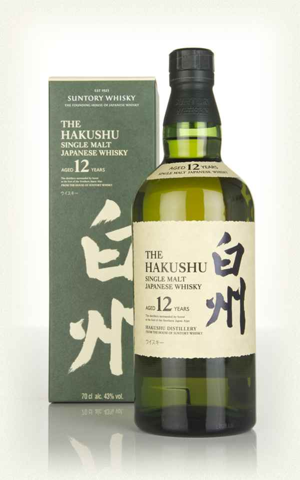 The Hakashu Twelve Year