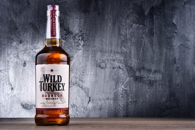 Wild Turkey Bourbon Whisky