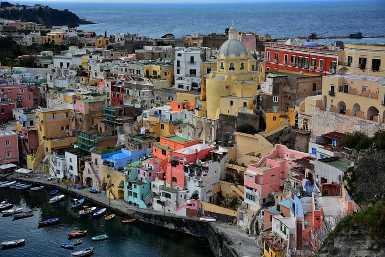 How To Get To Capri From Ischia And Procida?