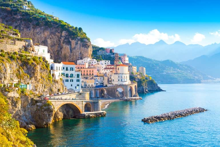 How To Get To Capri From The Amalfi Coast?