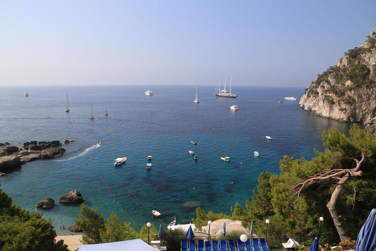 Entry And Exit Formalities Needed To Be Remembered While Visiting Capri