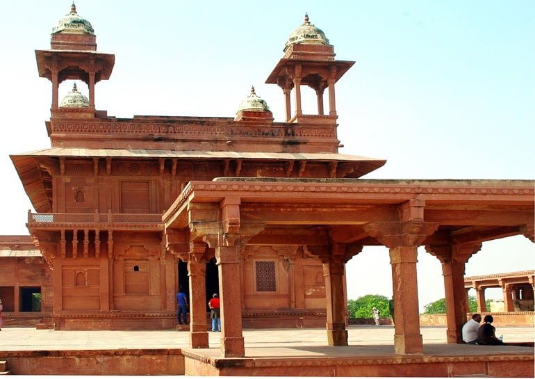 Best Time To Visit Fatehpur Sikri