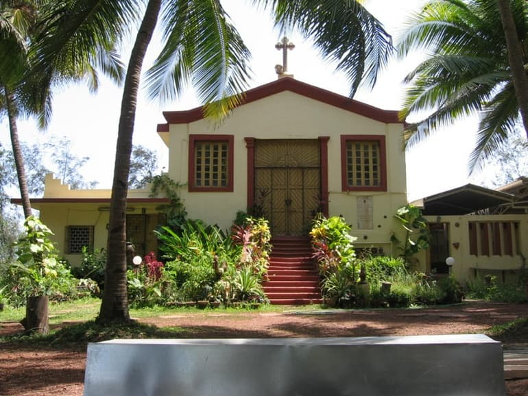 Baga Retreat House