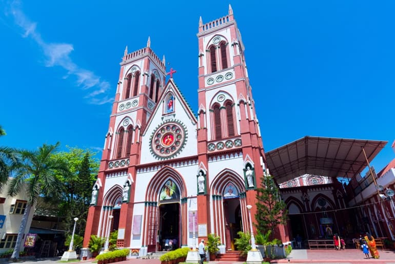 Churches In Pondicherry