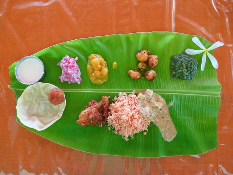 Kerala Cuisine An Overview