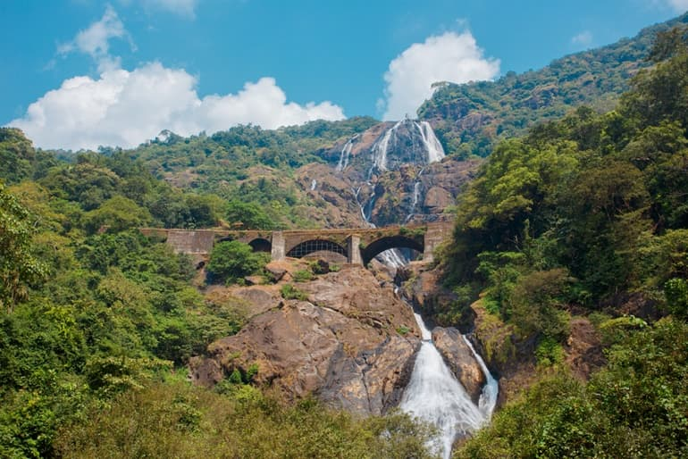 Best Things To Do Near Dudhsagar Falls In Goa