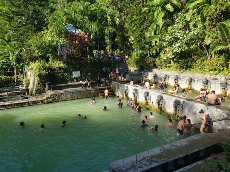 Best Hot Spring Destination In The World: Banjar Hot Springs Bali