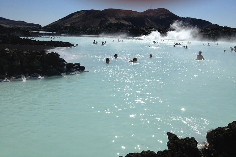 Most Popular Hot Spring Destination In The World: Blue Lagoon Iceland