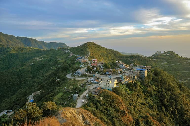 Don't Miss The Amazing View In Nepal Dharan Tour