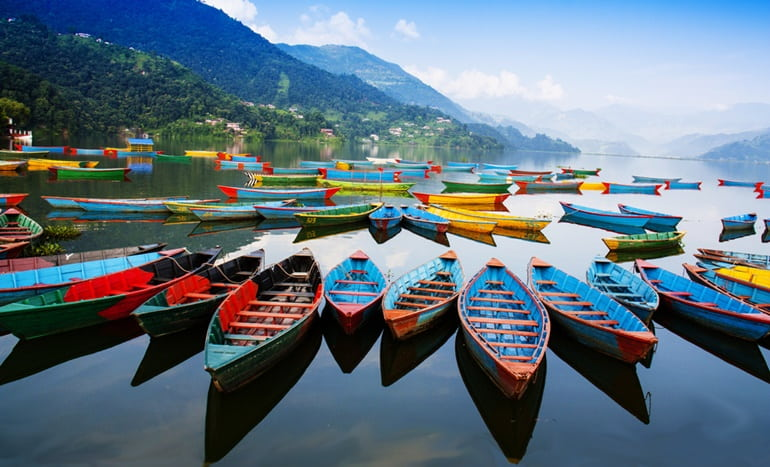 Most Beautiful Tourist Attraction In Nepal Tourism Pokhara